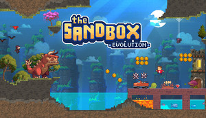 Cover for The Sandbox Evolution.