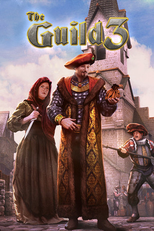 Cover for The Guild 3.