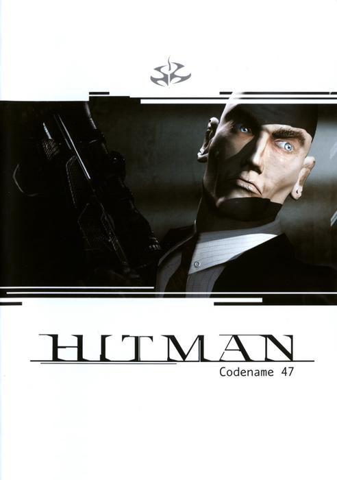 Cover for Hitman: Codename 47.