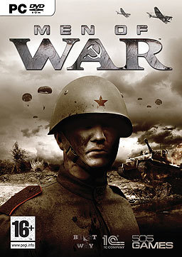 Cover for Men of War.