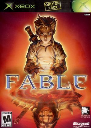 Cover for Fable.