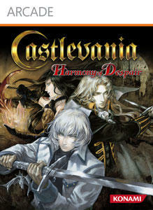 Cover for Castlevania: Harmony of Despair.