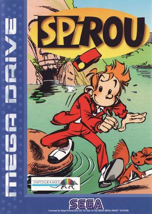 Cover for Spirou.