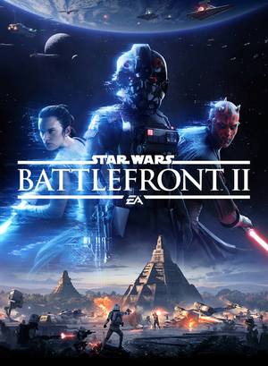Cover for Star Wars Battlefront II.