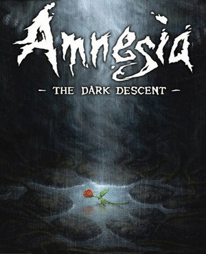 Cover for Amnesia: The Dark Descent.