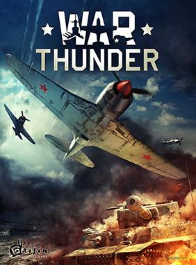 Cover for War Thunder.