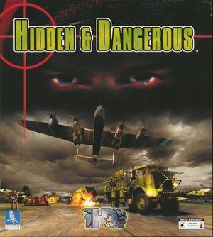 Cover for Hidden & Dangerous.