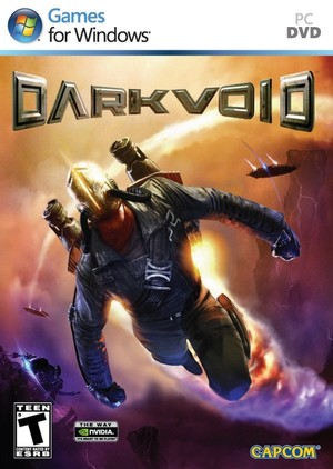 Cover for Dark Void.