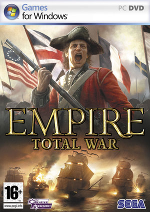 Cover for Empire: Total War.