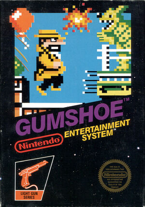 Cover for Gumshoe.