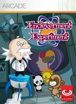 Cover for Encleverment Experiment.