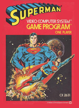 Cover for Superman.