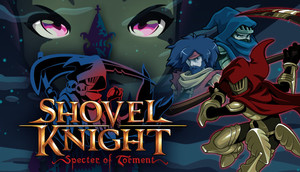 Cover for Shovel Knight: Specter of Torment.