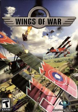 Cover for Wings of War.