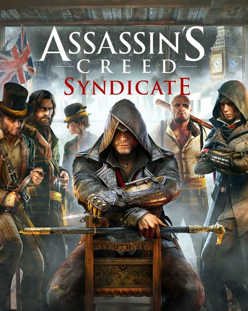 Cover for Assassin's Creed Syndicate.