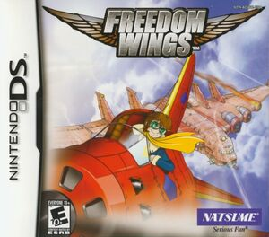 Cover for Freedom Wings.