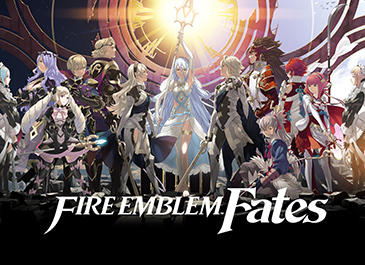 Cover for Fire Emblem Fates.