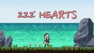 Cover for 222 Hearts.