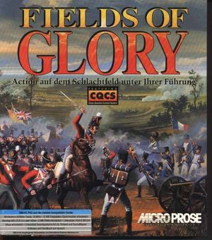 Cover for Fields of Glory.