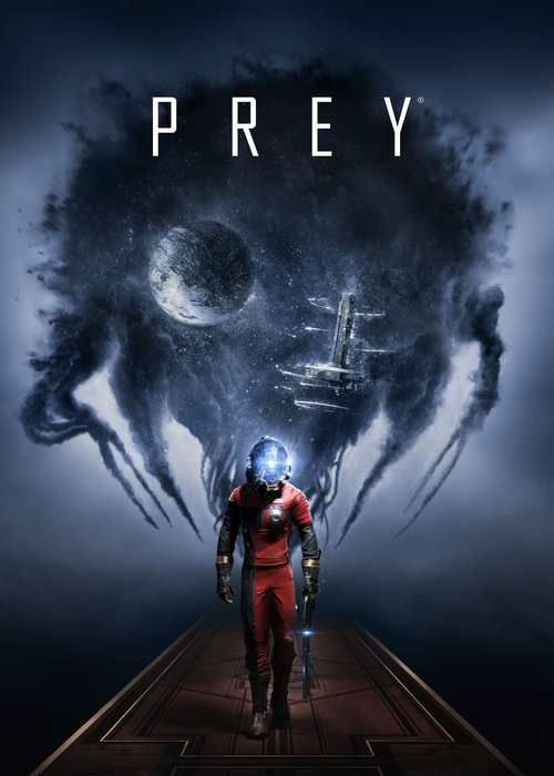 Cover for Prey.