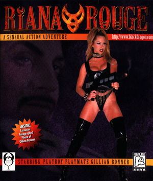 Cover for Riana Rouge.