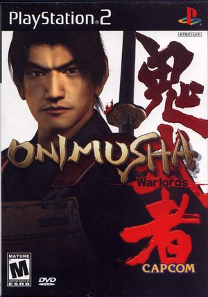 Cover for Onimusha: Warlords.
