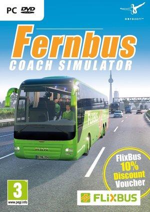 Cover for Fernbus Simulator.