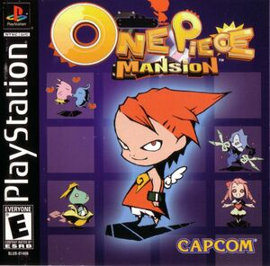Cover for One Piece Mansion.