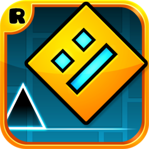 Cover for Geometry Dash.