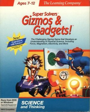 Cover for Gizmos & Gadgets!.