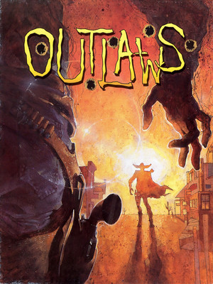 Cover for Outlaws.