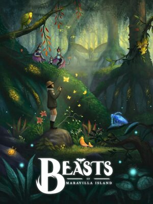 Cover for Beasts of Maravilla Island.