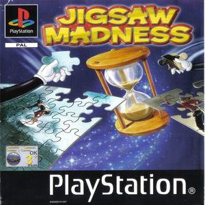 Cover for Jigsaw Madness.