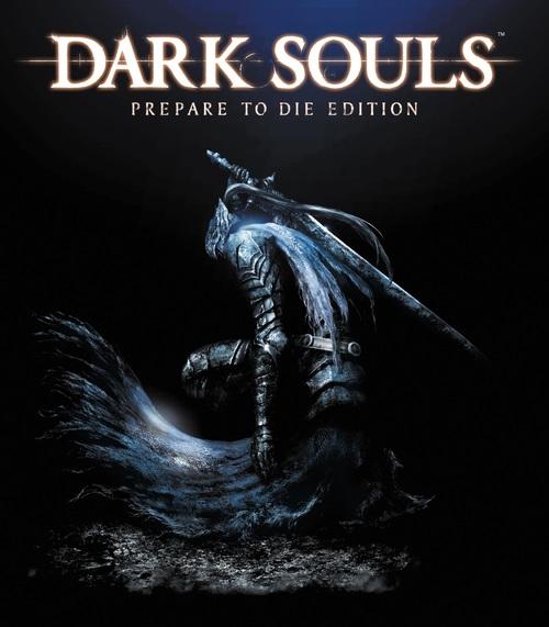 Cover for Dark Souls.