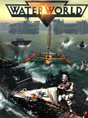 Cover for Waterworld.