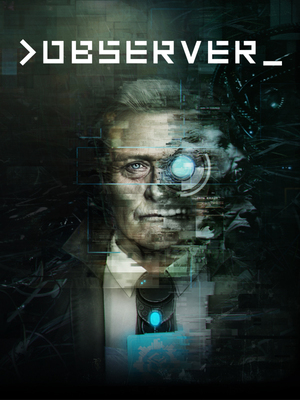 Cover for Observer.