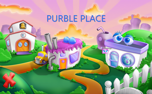 Cover for Purble Place.