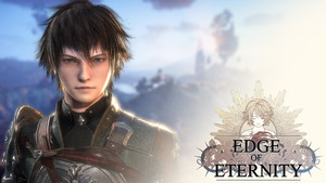 Cover for Edge of Eternity.