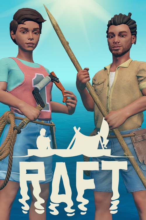 Cover for Raft.