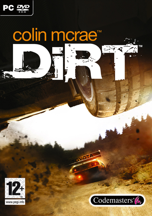 Cover for Colin McRae: Dirt.