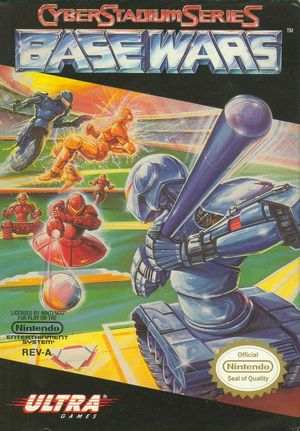 Cover for Base Wars.