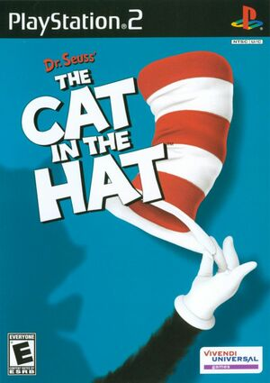Cover for The Cat in the Hat.