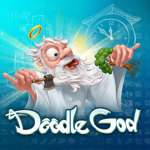 Cover for Doodle God.
