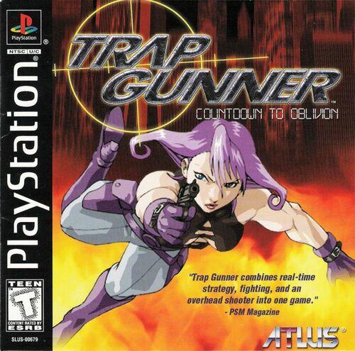 Cover for Trap Gunner.