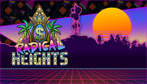 Cover for Radical Heights.