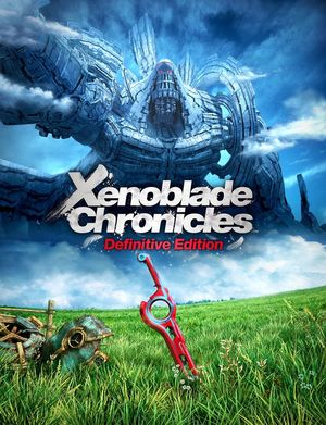 Cover for Xenoblade Chronicles: Definitive Edition.