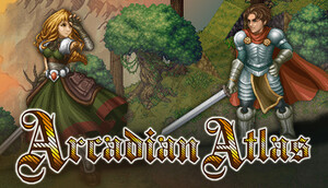 Cover for Arcadian Atlas.