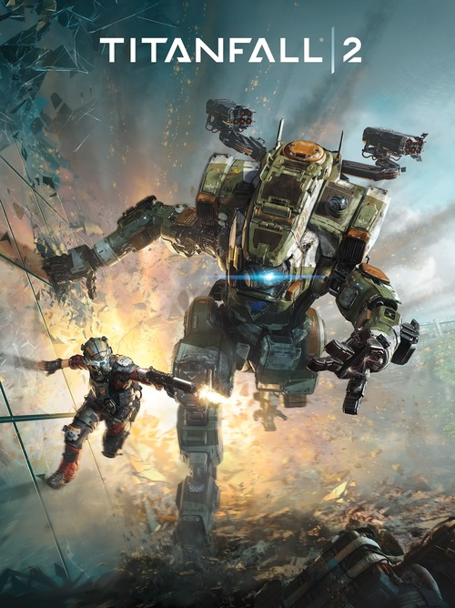 Cover for Titanfall 2.