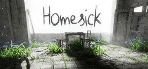 Cover for Homesick.