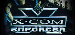 Cover for X-COM: Enforcer.